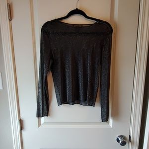 Victoria's Secret Shimmery Top